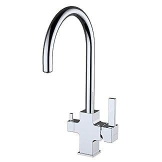 Clever 60151 Grifo de Cocina de Agua Tratada de Apertura por Monomando