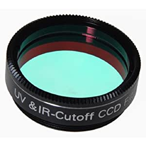 "Skywatcher UV/IR CUTOFF FILTER (1.25"")"