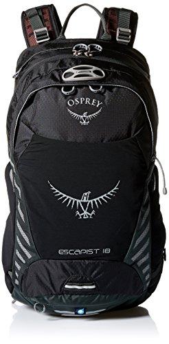 Osprey Escapist 25 - Mochila bicicleta - S/M negro 2018