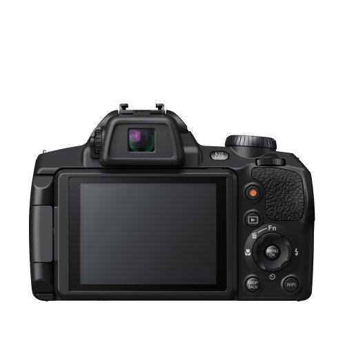 Get Fujifilm FinePix S1 Digital Camera (16.4MP, 50x Optical Zoom) 3 Inch LCD on Line
