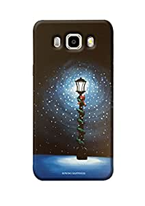 Sowing Happiness Printed Back Cover for Samsung Galaxy J5 2016