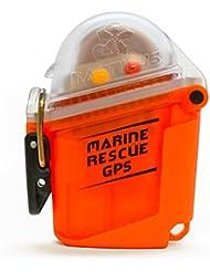 Nautilus Unisexe Lifeline Marine Rescue GPS, Orange