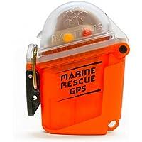 Nautilus Unisex Lifeline Marine Rescue GPS, orange