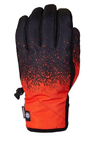 Pipe Snowboard Handschuhe (686 Herren Ruckus Pipe Handschuh, wasserdicht, Ski-, Snowboard- und Outdoorhandschuhe, Herren, MNS Ruckus Pipe Glove, Infrared Fade, X-Large)