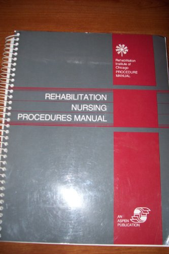 Rehabilitation Nurs Procedure CB por HOLT