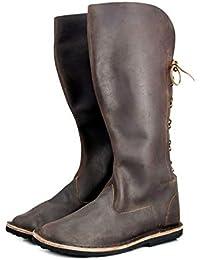 dd7ff6d69d3c18 Suchergebnis auf Amazon.de für  stiefel wikinger  Schuhe   Handtaschen