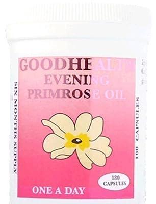Goodhealth Evening Primrose Oil 500mg (30 Capsules) by Goodhealth Products Ltd
