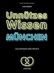 Unnützes Wissen München: Abreißkalender 2016