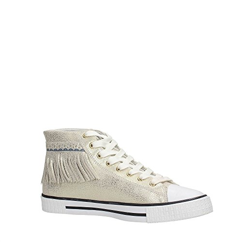 Trussardi Jeans 79S514 Sneakers Donna Oro