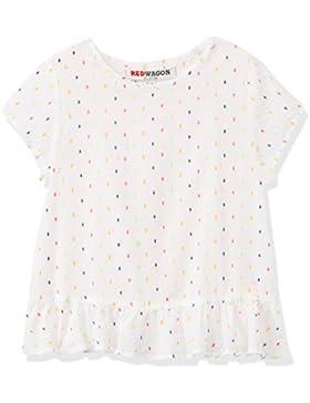 RED WAGON Mädchen T-Shirt mit Punktemuster