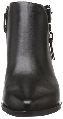 Geox D Lia B, Bottes Classiques Femme Schwarz (BLACKC9999)