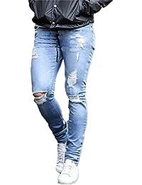 68b504c7d8 Amazon.it: JEANS UOMO CHIARO: Abbigliamento