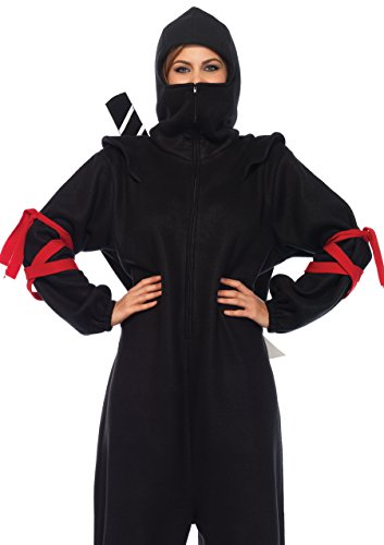 tüm Cozy Ninja Onesie (Hexe Kostüme Für Paare)