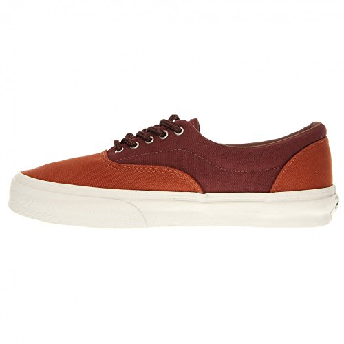 Vans ERA CA, Scarpe da Skateboard uomo Marrone Vansguard brown patina andorra Marrone (Vansguard brown patina andorra)