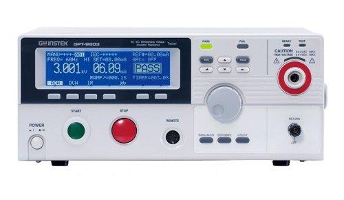 GW Instek GPT-9801 Sicherheits-Prüfgerät, AC, Stoßspannung 200V