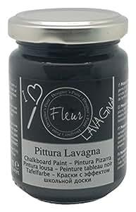 Fleur Designer'S Paint Fleur Colore Effetto Lavagna - 130 Ml - F77 Blackboard