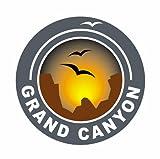 Grand Canyon Cardova 1 Trekkingzelt (1-2-Personen-Zelt) grau, 302014 -