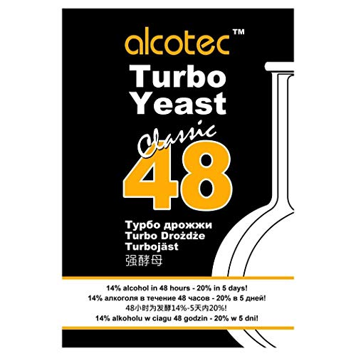 AlcoTec Turbohefe Classic 48-20{1e182a97ee610b18c5db84c9d1213dccda7d1f94983df650563ffdd8e44f0328} in 5 Tagen! (10 Packungen)