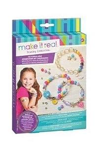 Make It Real Deslumbrantes Pulseras de amuletos, Sueño Digital (1203) , Modelos/colores Surtidos, 1 Unidad