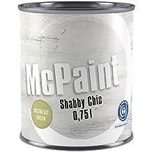 McPaint j122946475Vernis, Nostalgic Green, 0,750L