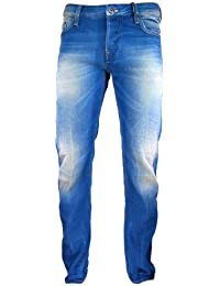 G-STAR, Men Jeans Attacc Low Straight Medium Aged, Größe 30/34