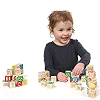 ABC\123 Wooden Blocks