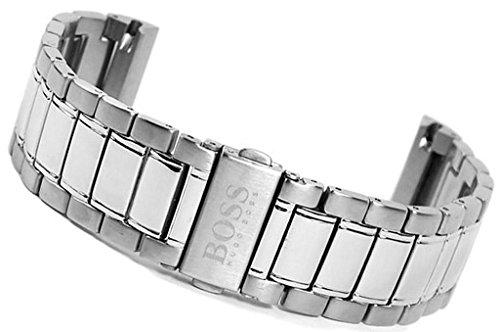 Hugo Boss Ersatzband Uhrenarmband Edelstahl Band 21mm 1512243-MB HB.49.1.14.2080