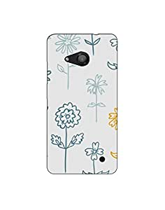 Microsoft Lumia 550 nkt03 (372) Mobile Case by Leader