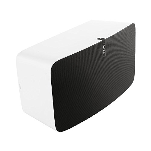 Sonos PLAY:5 I Klangstarker Multiroom Smart Speaker für Wireless Music Streaming (weiß) - 5