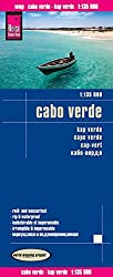 Reise Know-How Landkarte Cabo Verde (1:135.000): world mapping project: Legende viersprachig