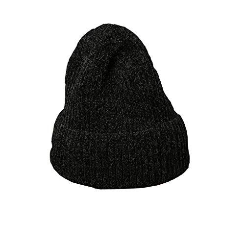 Nosterappou Bonnet de Ski de Plein air élégant et décontracté, Tissu très Confortable, est Le Cadeau Parfait pour Vous ou Vos Amis, Bonnet épais, Bonnet Unisexe, Chaud et Doux