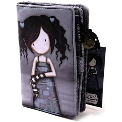 Lost For Words' Medium Wallet by Gor-juss