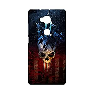 BLUEDIO Designer Printed Back case cover for Huawei Honor X - G3726
