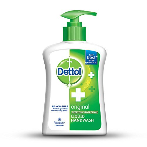 Dettol Liquid Soap Pump
