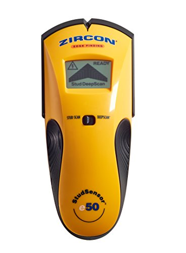 Zircon StudSensor e50 - Detector de vigas