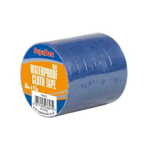 supadec-bande-impermeable-a-leau-de-tissu-48mm-x-45m-bleu