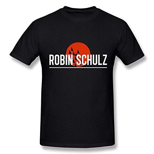 Preisvergleich Produktbild Herren's Robin Schulz Logo T-shirt X-Large