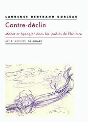 Contre-déclin: Monet et Spengler dans les jardins de l'histoire