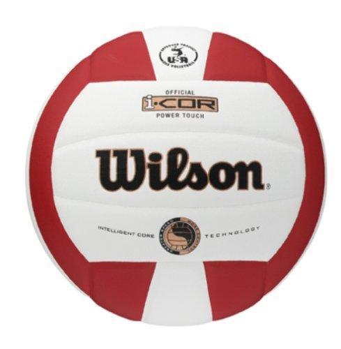WILSON I COR PODER TOUCH BRONCE VOLEIBOL ROJO/BLANCO/ROJO