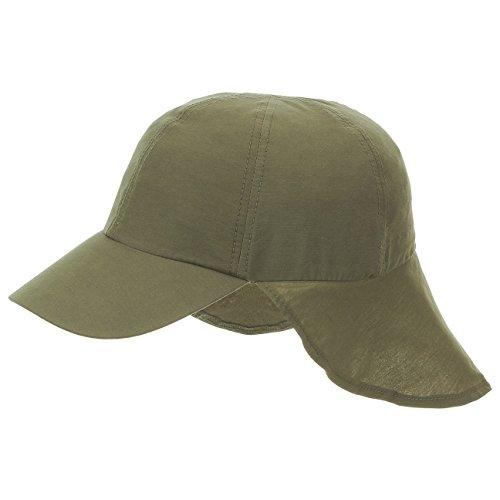 Nomad Safari Cap Damen/Herren | Basecap aus 40% Baumwolle, 60% Nylon | Schirmmütze...