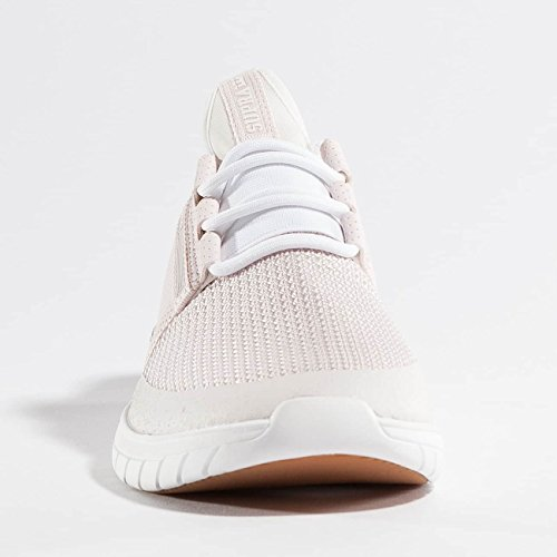 Supra Flow Run, Pantofole Uomo Rosa