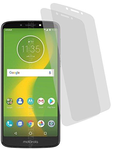 2X ANTIREFLEX matt Schutzfolie für Motorola Moto E5 Supra Bildschirmschutzfolie Displayschutzfolie Schutzhülle Bildschirmschutz Bildschirmfolie Folie