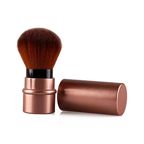 Tonsee® Outils de maquillage beauté cosmétiques pinceau rétractable