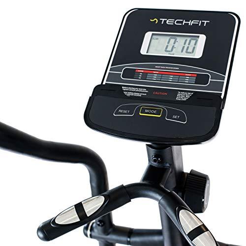 Zoom IMG-3 techfit fw470 trainer ellittico cyclette