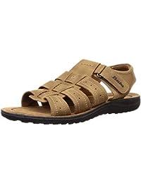 BATA Men's Fusion Outdoor Sandals