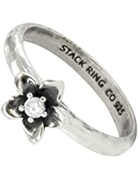 Prima Vintage Stack Ring - Lalique