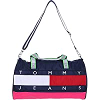 Tommy Jeans Heritage Duffle Bag, Multicolor, AW0AW07647
