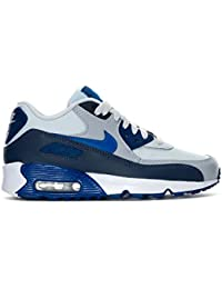 f29a41bf27 Nike Youth Air Max 90 LTR GS Leather Trainers