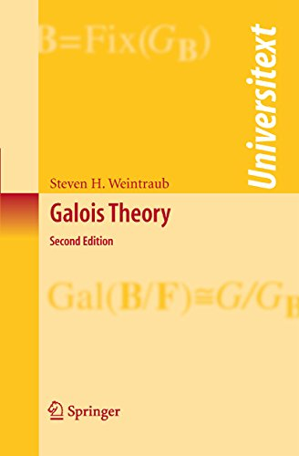 Galois Theory (Universitext) (English Edition)