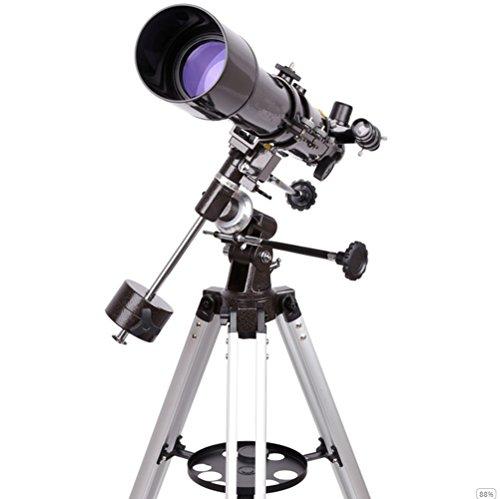 LIHONG TELESCOPIO ASTRONOMICO HD ALTA TASA DE VISION NOCTURNA STAR DEEP SPACE VER   CARD TELESCOPIO NUEVO CLASICO DE LA MODA